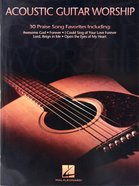 Acoustic Guitar Worship (Music Book) Paperback