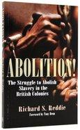 Abolition Paperback