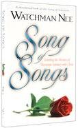 Song of Songs Paperback