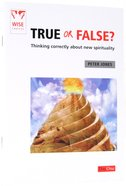True Or False? (Wise Choices Series) Booklet