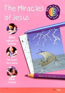 The Miracles of Jesus (#16 in Bible Colour And Learn Series)
