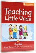 Teaching Little Ones #05: Kingship CDROM (5-8 Years) (#05 in Teaching Little Ones Sunday School Lessons Series) Cd-rom