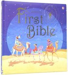 The Usborne First Bible Hardback