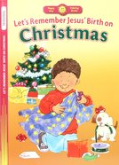 Let's Remenber Jesus' Birth on Christmas (Happy Day Colouring & Activity Series) Paperback