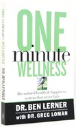 One Minute Wellness Paperback