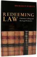 Redeeming Law Paperback