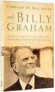 Ask Billy Graham Paperback