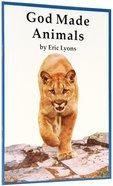 God Made Animals (A P Reader Series) Paperback