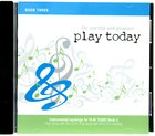 Play Today #03: Instrumental Backings (Accompaniment)