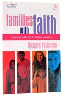 Families With Faith Paperback