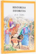 Historias Favoritas De La Biblia (Favourite Stories From The Bible- Spanish) Hardback