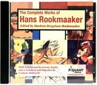 Complete Works of Hans Rookmaaker Cd-rom
