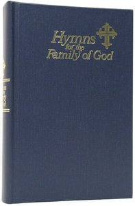 Hymns For the Family of God Blue