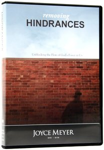 Removing Hindrances (1 Disc)