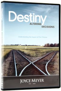 Destiny Altering Decisions (1 Disc)