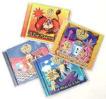 Rocfish Triple Pack (With Bonus CD) (Rockfish Music Series)
