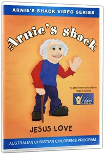 Arnies Shack #09: Jesus Love (#09 in Arnies Shack Dvd Series)