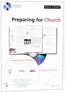 Preparing For Church