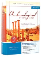NIV Archaeological Study Bible (1984) Hardback