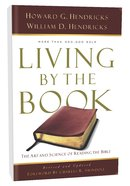 Living By the Book Paperback