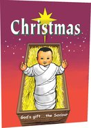 Christmas: God's Gift, the Saviour Paperback