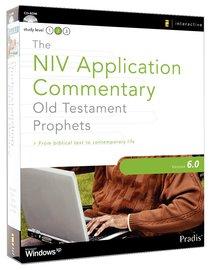 NIV Application Commentary 6.0 CDROM Win Old Testament Prophets