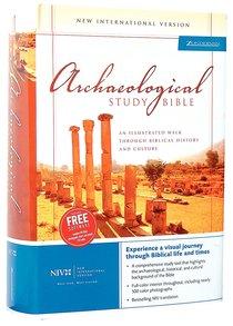 NIV Archaeological Study Bible (1984)
