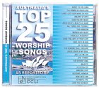 Ccli Australia's Top 25 Worship Songs CD