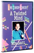 A Twisted Mind (Ken Davis Live Series) DVD