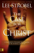 The Case For Christ Hardback
