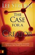 The Case For a Creator Hardback