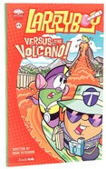 Larryboy Versus the Volcano (#09 in Larryboy Series) Paperback