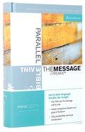 Tniv/The Message Remix Parallel Bible Hardback