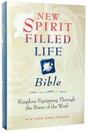 NKJV New Spirit Filled Life Bible Hardback