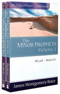 Minor Prophets (2 Volume Set) (Expositional Commentary Series) Paperback