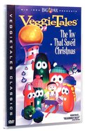 The Toy That Saved Christmas (#006 in Veggie Tales Music Series) DVD