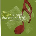 Wright Or Wrong These Songs Are Paul's CD
