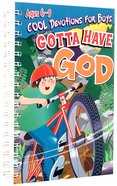 Fun Devotions For Boys (Aged 6-9) (Gotta Have God Series) Spiral