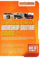 Musicademy: Intermediate Worship Guitar Box Set (3 DVD Set)