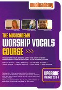 Musicademy: Worship Vocals Upgrade Pack (3 DVD Set)