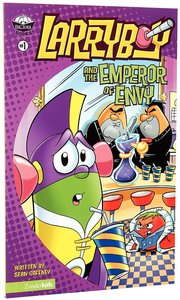 The Emperor of Envy (#01 in Larryboy Series)