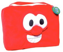 Bible Cover Veggie Tales Bob Plush Red Medium
