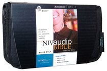 NIV Complete Bible Voice Only By Charles Taylor
