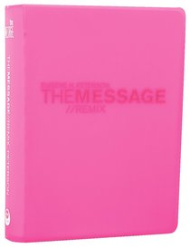 Message Remix 2.0 Hypercolour Pink (Black Letter Edition)