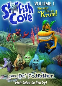 Never Trust a Krum! (#01 in Starfish Cove Series)
