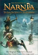 Narnia #02: Lion, the Witch and the Wardrobe, the (All Age Movie Edition) (#02 in Chronicles Of Narnia Series) Paperback