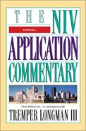 Daniel (Niv Application Commentary Series) Hardback
