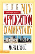 Haggai/Zechariah (Niv Application Commentary Series)