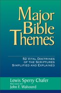 Major Bible Themes Hardback