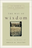 The Way of Wisdom Hardback